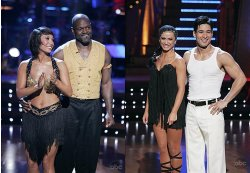 Emmitt Smith, Mario Lopez