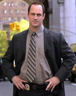 christopher meloni; elliot stabler