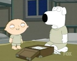 Stewie, Brian - Family Guy
