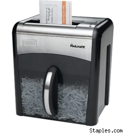 Staples MailMate Shredder