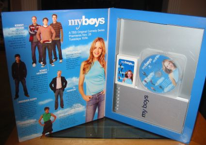 myboys press kit