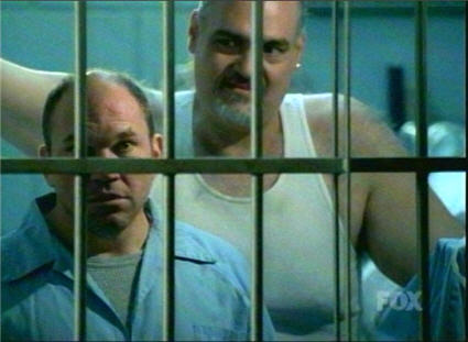 prison break bellick in cell