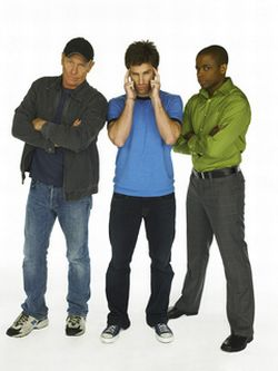 The cast of USA Network's Psych