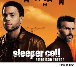 Michael Ealy and Oded Fehr star in Sleeper Cell.