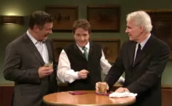 Alec Baldwin, Martin Short, and Steve Martin
