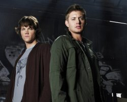 jensen ackles, jared padalecki - supernatural