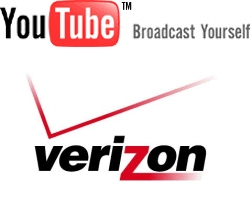 You Tube and Verizon