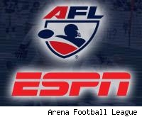 Arena Football League and ESPN