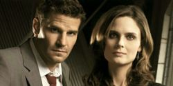 Seely Booth and Bones Brennan