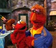 Elmo and Louie