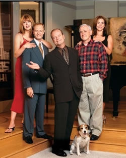 Frasier cast