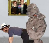 Horny Manatee Conan OBrien