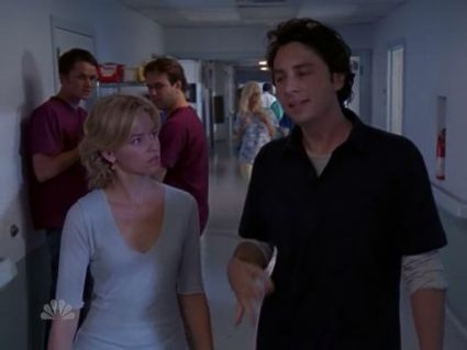 Nobody's Watching on Scrubs
