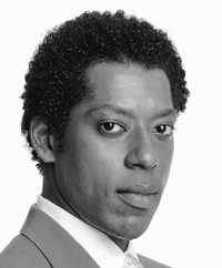 orlando jones; men in trees