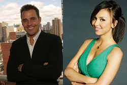 bill rancic; giuliana depandi