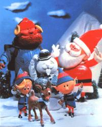 Rankin/Bass Rudolph the Red-Nosed Reindeer