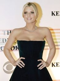 The Kennedy Center Honors Jessica Simpson