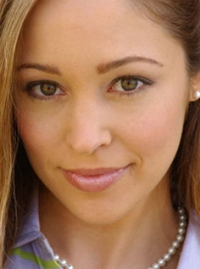 Autumn Reeser as Taylor Townsend on 'The OC.'