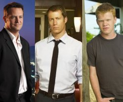 Matthew Perry, Colin Ferguson, Jesse Plemons