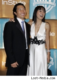 Daniel Dae Kim and Yunjin Kim