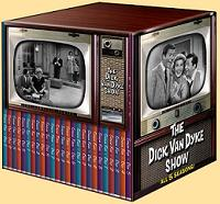 Dick Van Dyke Show set