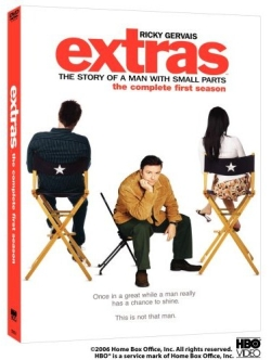 Extras first season DVD