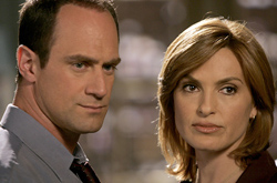 mariska hargitay; christopher meloni