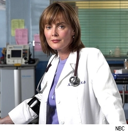 Laura Innes on ER