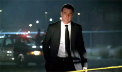 Liev Schreiber as Keppler on 'CSI.'