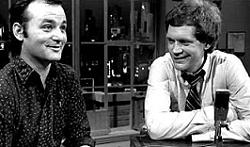 Letterman, Murray