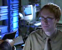 Stephen Merchant on 24