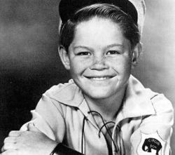 Micky Dolenz as Corky from Circus Boy