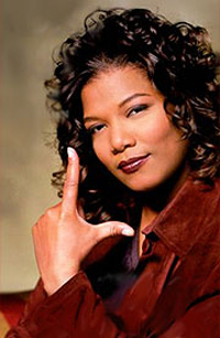 Life Support for Queen Latifah