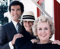 Remington Steele cast