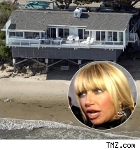 Suzanne Somers' home