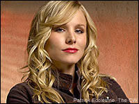 Veronica Mars on the CW
