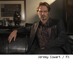 Jeffrey Nordling as Brent Barrow on 'Dirt.'