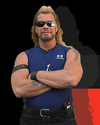 duane chapman; dog the bounty hunter