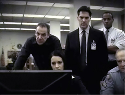 Gideon, Prentiss, and Hotch.