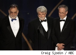 Coppola, Lucas, and Spielberg