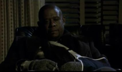 Forrest Whitaker as Curtis Ames
