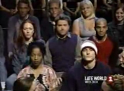 zach galifianakis; kevin federline; late world with zach
