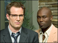 Jack Coleman plays HRG on Heroes