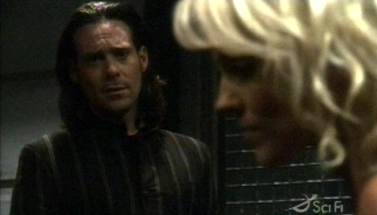 battlestar Galactica the woman king