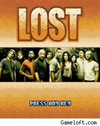 Lost mobile game from Gameloft