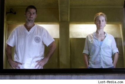 Matthew Fox and Elizabeth Mitchell