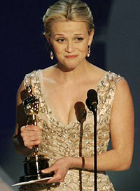 reese witherspoon; oscar