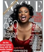 Jennifer Hudson Vogue Cover