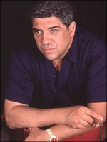 Vincent Pastore is Big Pussy. 