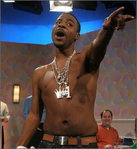 Tracy Morgan 30 Rock Hard Ball